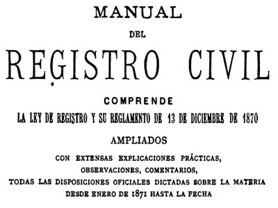 registro civil granada